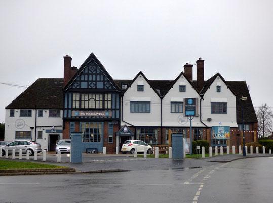 The Hazelwell pub built c1930 - image 2019 Elliot Brown on Flickr