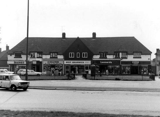 Kingstanding Circle 1984