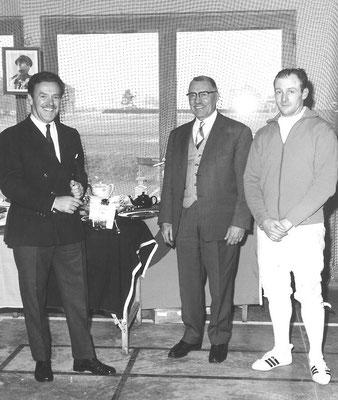 1965 avec le Prince de Ligne