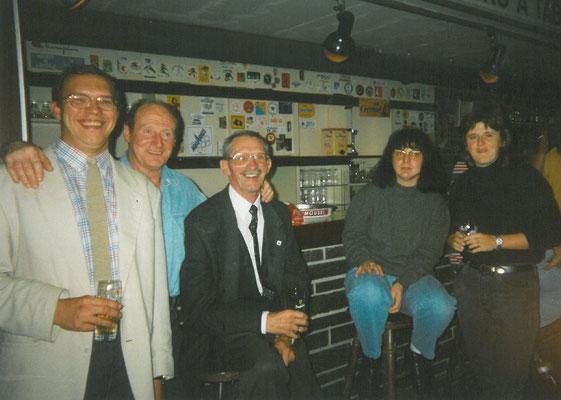 2005 Cercle de Neufchateau avec les 2 Maitres Hendrix, pere et fils