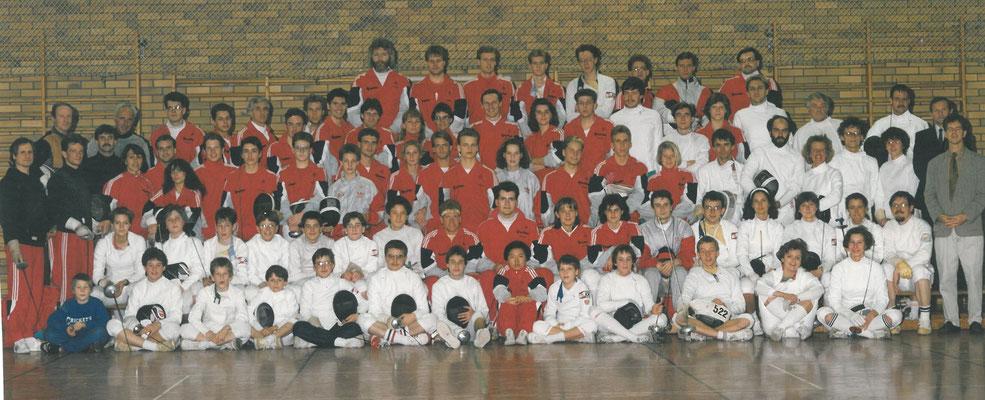 1988-1989 Club de Leverkussen