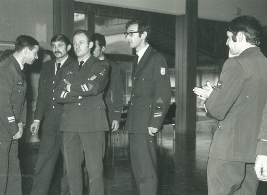 1967 à l'Armée de l'Air Française