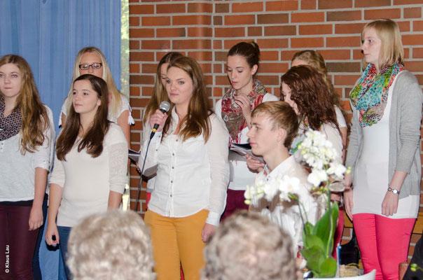 Abschiedsfeier Elfriede Meyer | 29.09.2013