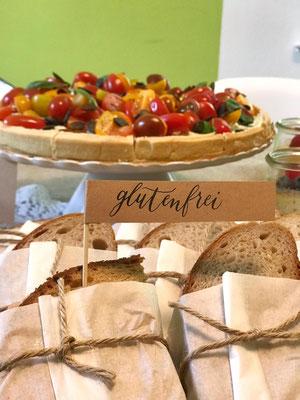 Catering von Satt & Glücklich Kassel - Tartes, Stullen, Salate & mehr