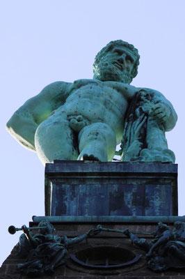 Herkules in Kassel-Wilhelmshöhe