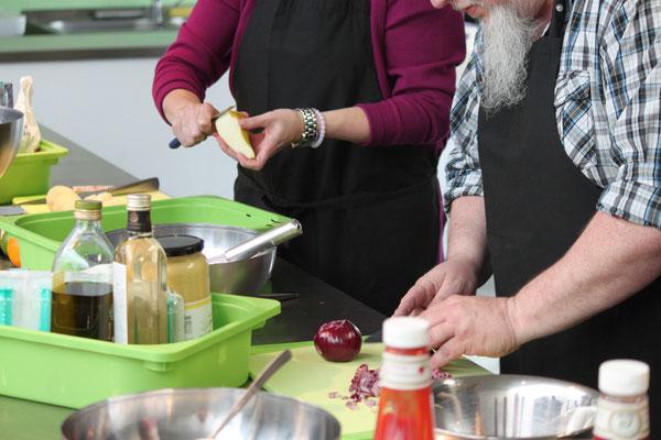 Event Kochen bei den Fliegenden Köchen, Kassel