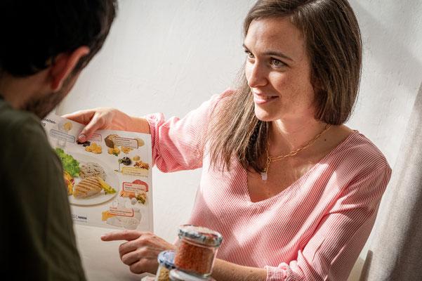 Hanna Thuile - Ernährungstherapeutin & Ernährungswissenschaflerin ©Hanna Thuile