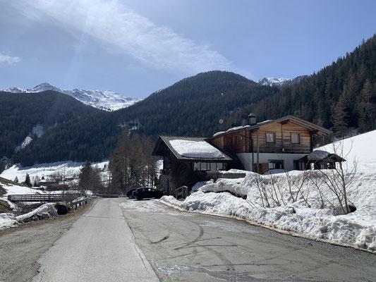 Schnaidaleachn in Weißenbach - Einkehrmöglichkeit auf dem Bewegungsweg Weißenbach