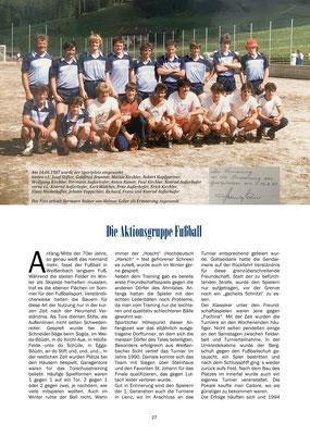 Weißnbocha Dörfblattl - Sonderausgabe Sport 2021