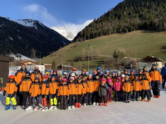 Clubfoto des WASV - Sektion Ski
