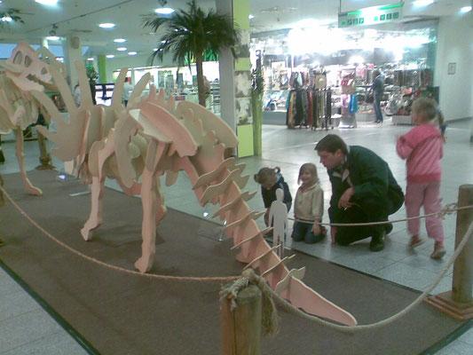 Dinosauriervermietung