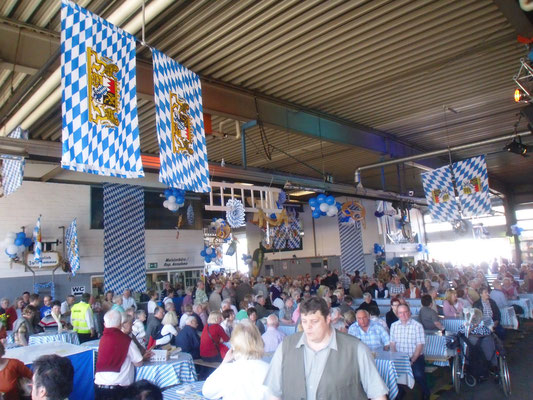 Bayernzelt