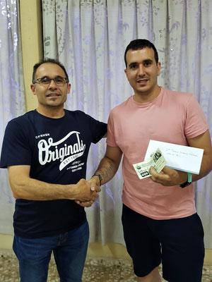 2º premio Loteria Cofrade