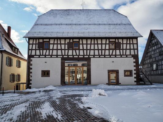 Tagungszentrum Scheuer