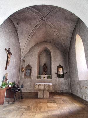 Gotischer Turmchor