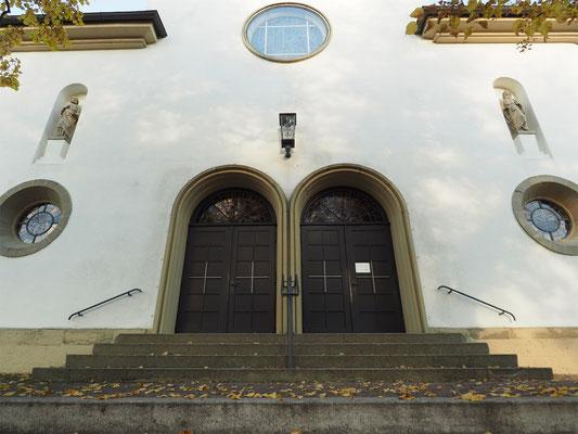Kirche villingendorf katholische Dekanat Rottweil