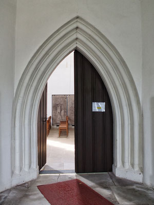 Gotisches Portal
