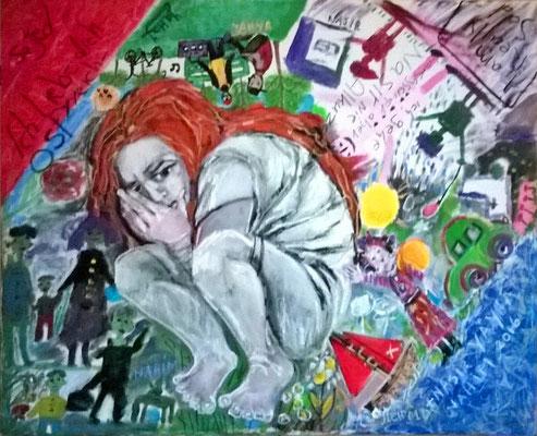 Bild 1_Johanna Leipold / Bild 2_Emal, Nasir, Saeed / Bild 3_Nasir, Yahya, Nahim+Johanna
