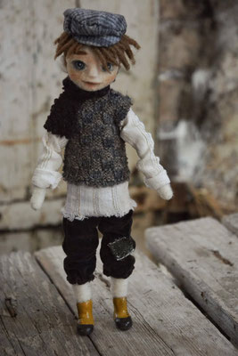 bambola letteraria