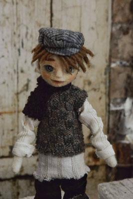 bambola artistica di Oliver Twist