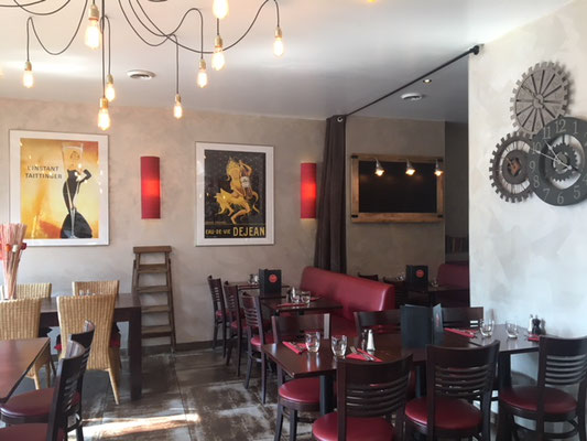 Restaurant groupes Paris