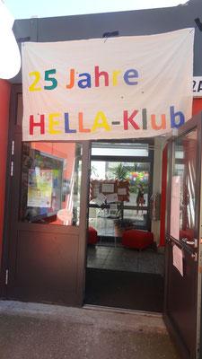 Jubiläum 25 Jahre Hella-Klub