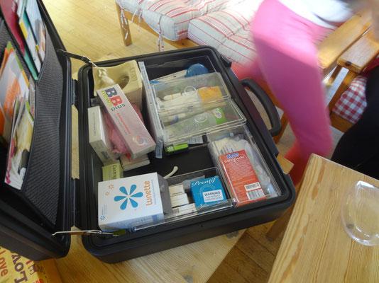 Koffer für sexualpädagogische Projekte