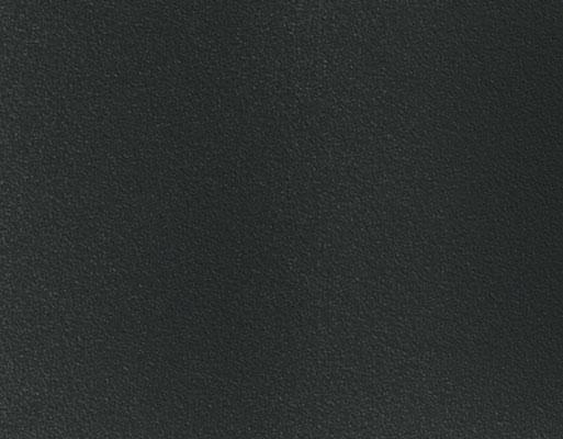 Noir foncé mat RAL 9005 finement texturé