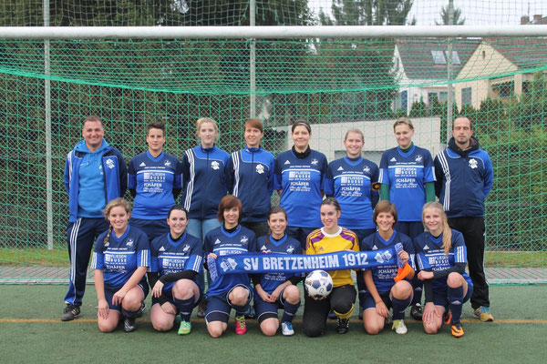 SVB II Saison 2014/15