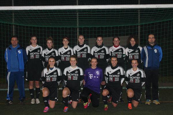 SVB I Saison 2014/15