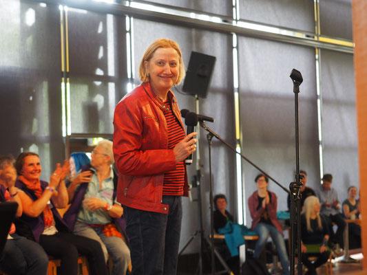 Grußwort von Christel Wemheuer, 1. Kreisrätin Landkreis Göttingen, (C) Barbara Guth