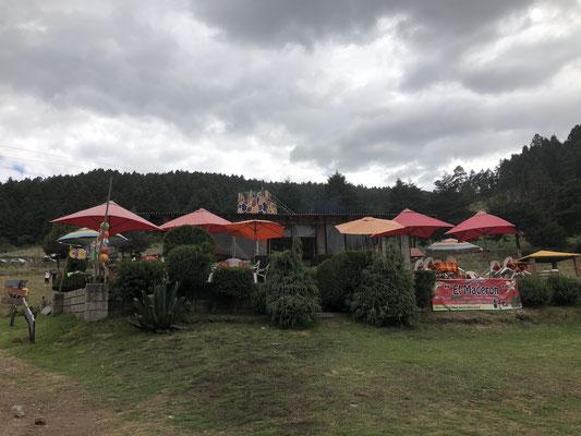 Transportes Escolares Alvarado en la Marquesa