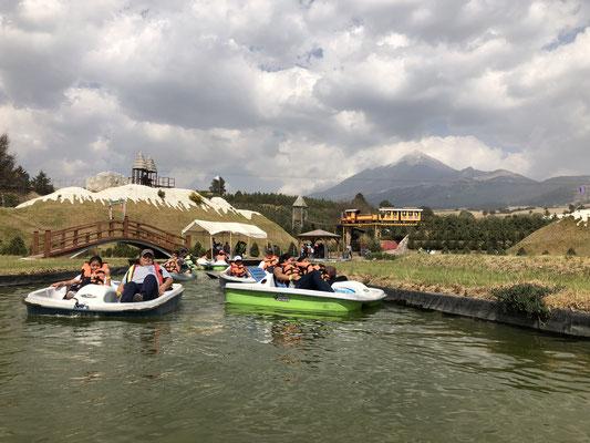 Transportes Escolares Alvarado en Volcanic Park Puebla