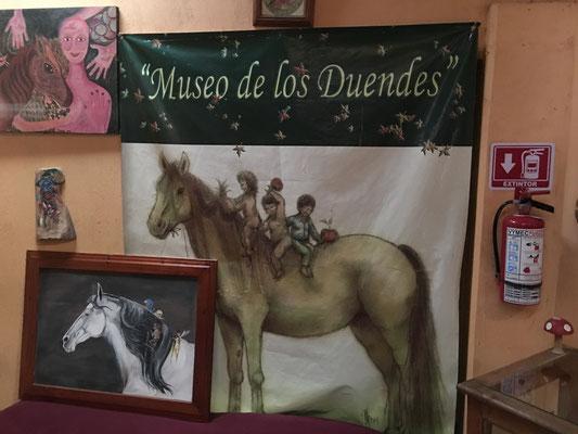 Transportes Escolares Alvarado en  Museo de los duendes Huasca de Ocampo