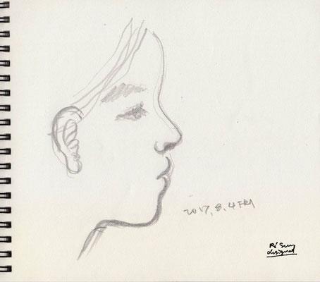 下子 youngest daughter (17.8.4FRI)