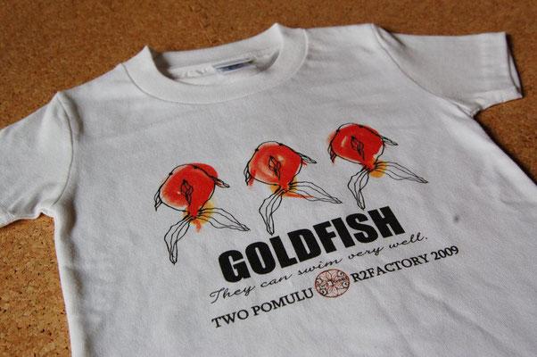 【GOLDFISH Ⅰ】-Tshirt (2009)