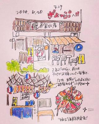 【 ぎょっぷ 】2014.6.20