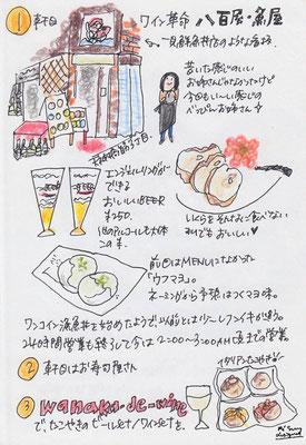 ワイン革命【八百屋・魚屋】(2014.2.7FRI)