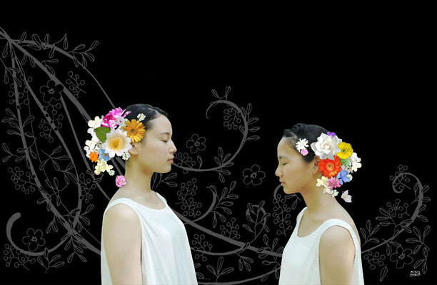 【flower crown】(2018)
