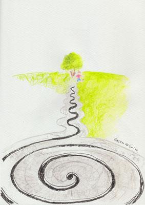 Murou art forest - 螺旋の水路 (2017.9.23SAT)