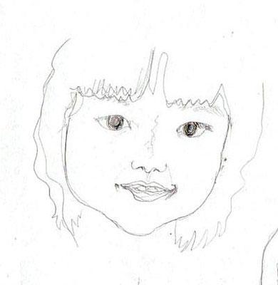 【姪3号】 my niece