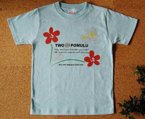 【 てふてふ 】-Tshirt (2009)