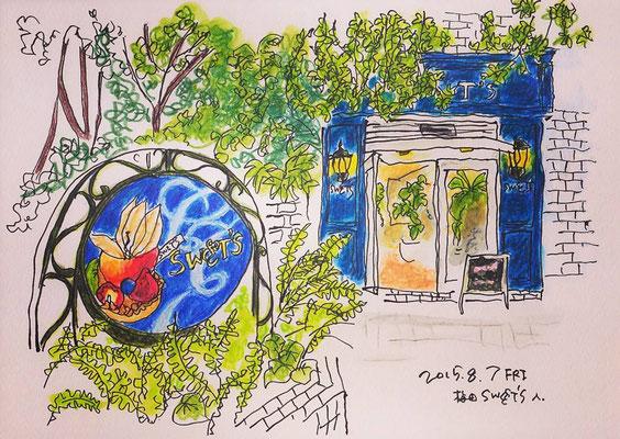 【 SWEET'S 】(2015.8.7FRI)