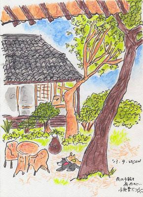 【ギャラリー 夢雲】 gallery MOON (2013.9.22SUN)