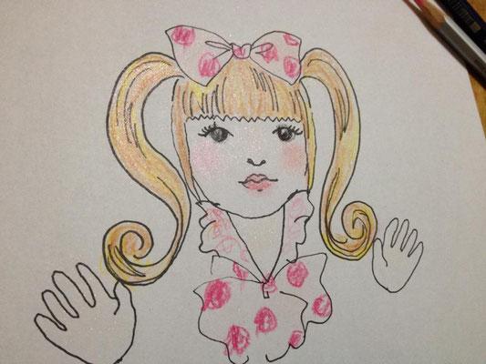 makeup girl (2014.4)