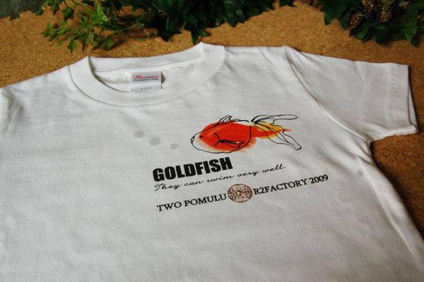 【GOLDFISH Ⅱ】-Tshirt (2009)
