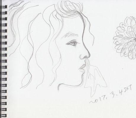 上子 eldest daughter (2017.3.4SAT)
