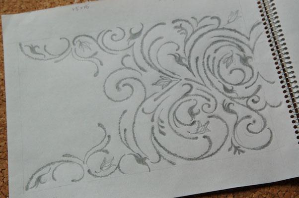 rough design