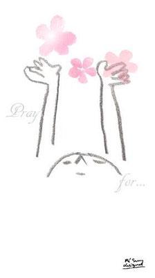 【Pray for...】(2015.4)