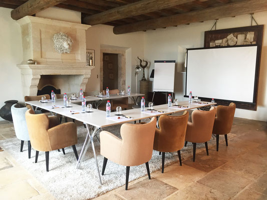 The perfect place in Provence to organize your professional events,  from company's seminar to team building